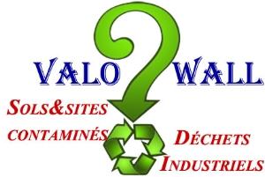 Valowall : Valorisation des déchets industriels et sols & sites contaminés en Wallonie